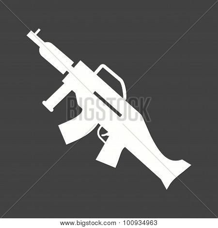 Machine Gun Icon
