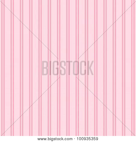 Pastel Vintage Vertical Stripes Pattern