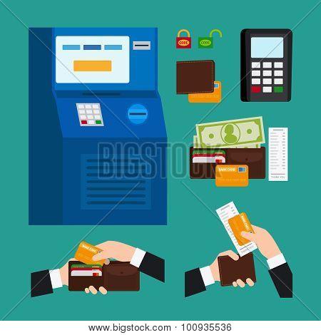 ATM Terminal Usage