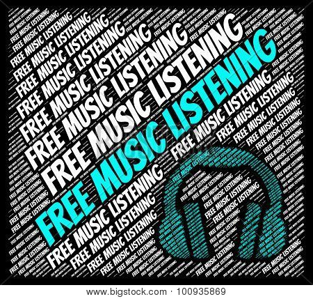 Free Music Listening Shows Sound Tracks And Gratis
