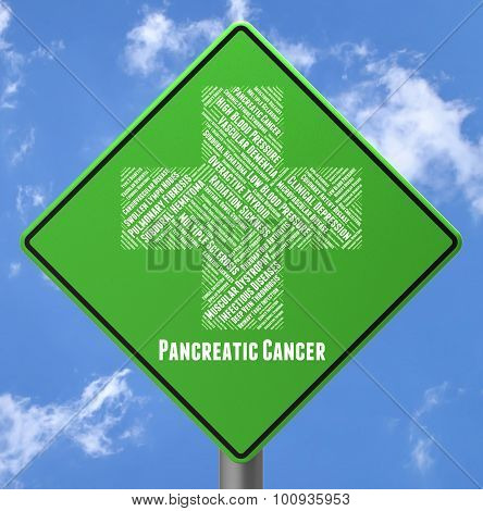 Pancreatic Cancer Shows Malignant Growth And Adenocarcinoma
