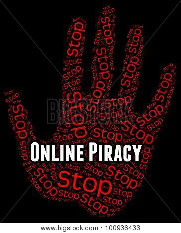 Stop Online Piracy Means Copy Right And Copyright