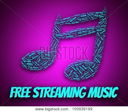 Free Streaming Music Shows For Nothing And Download