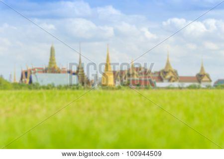 Emerald Temple Bure