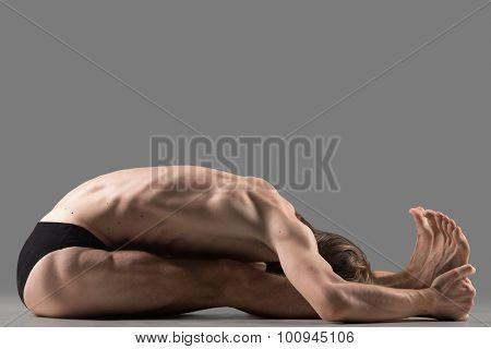Paschimottanasana Yoga Posture