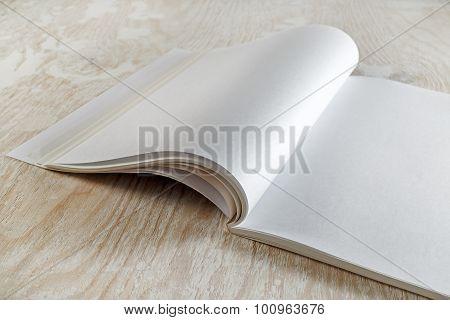 Blank Booklet