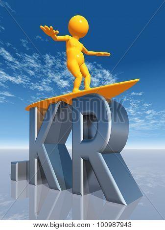 KR Top Level Domain of South Korea