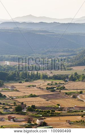 Countryside in Catalonia