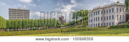 Marienlyst Castle Panorama