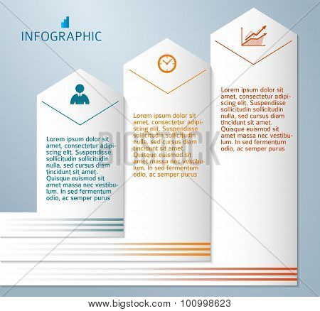 Infographics-template-layout-leaflet-presentation