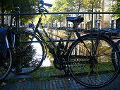 Bike In City poster