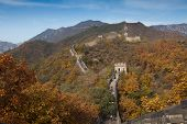 foto of qin dynasty  - The Great Wall is the greatness of ancient Chinese buildings - JPG