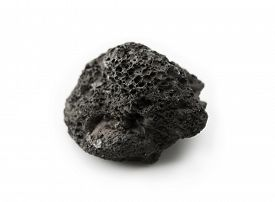 picture of pumice-stone  - Lava stone - JPG