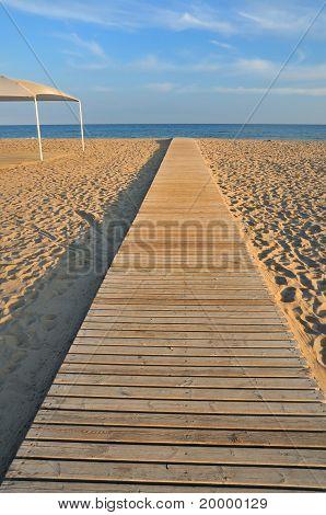 'S avonds Beach