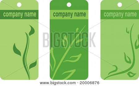 floral banners for companies