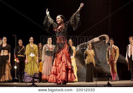 Flamenco Dance Drama : Carmen