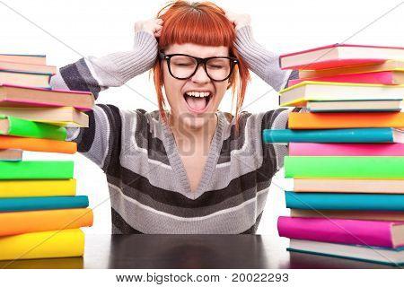 Crazy Schoolgirl