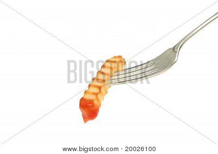 Chip On Fork