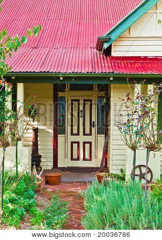 Old Cottage, Winter Garden