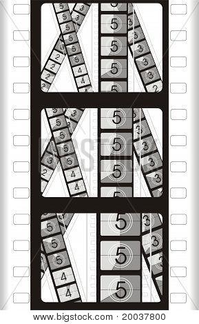 film background - film frame