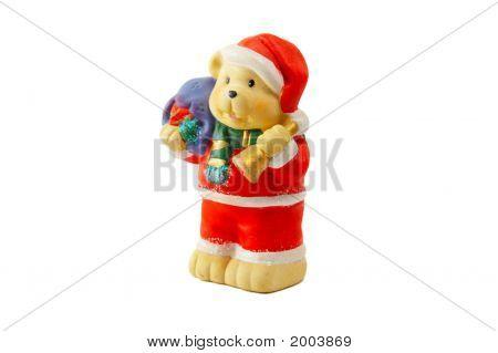 Bear - Santa Klaus 2