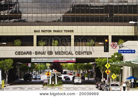 Cedars Sinai Medical Center In Los Angeles