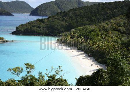 Crystal Blue Caribbean