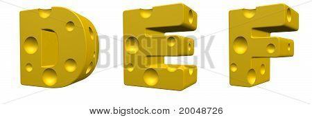 Definição de queijo