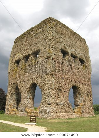 Ancient Temple Of Janus