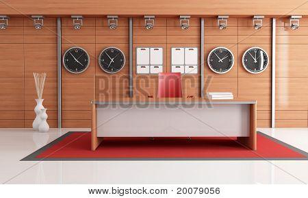 Elegant Modern Office
