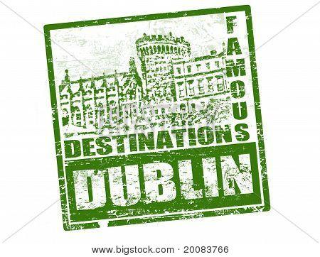 Dublin Stamp