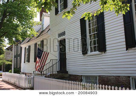 Mary Washington Home