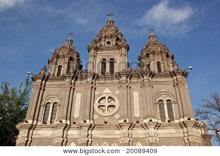 St. Josephs Kirche, Peking, China, Wangfujing