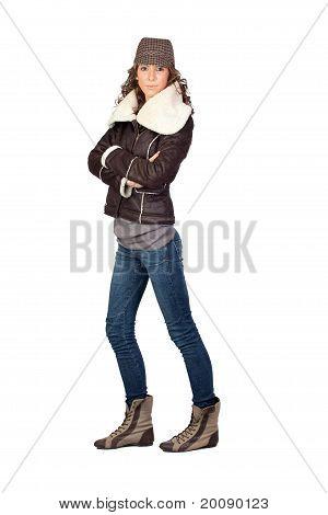 Attractive Model Girl