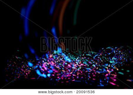 Colorful Confetti Light