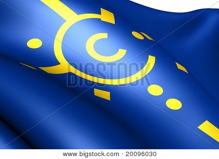 Central European Free Trade Agreement Flag