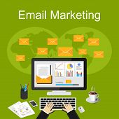 email poster
