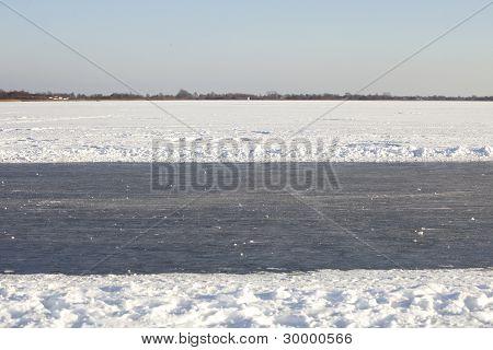 天然冰轨道