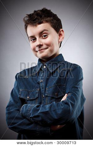Smug Kid