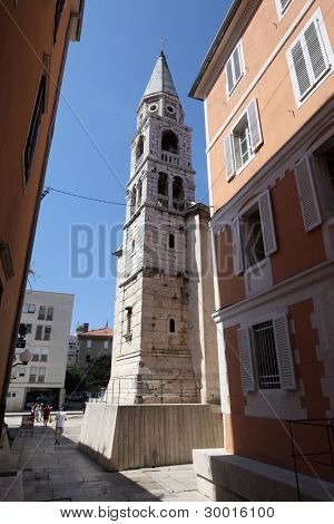 Church of St. Elias, Zadar