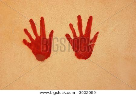 Hands Of Blood