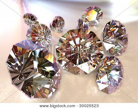 diamonds path included