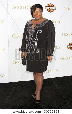 LOS ANGELES - FEB 14:  Cocoa Brown arrives at the