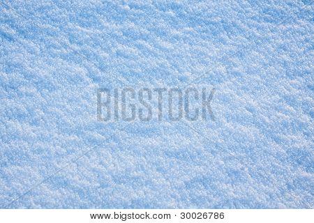 Knistern Schnee Textur