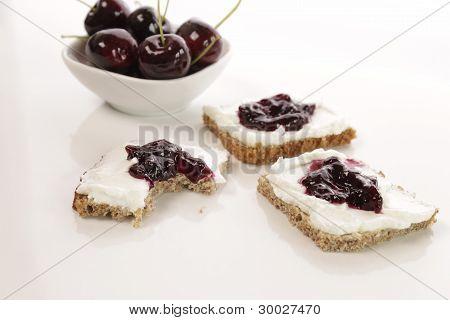 Lowfat snacks