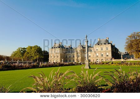 Luxembourg Palace and Garden