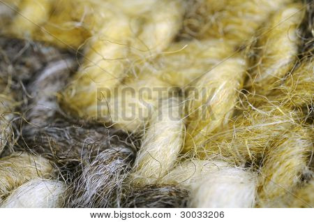 Knitted Background Texture