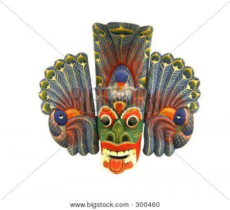Peacock Devil