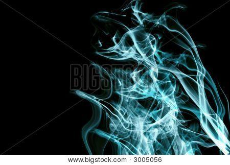 Light Blue Smoke