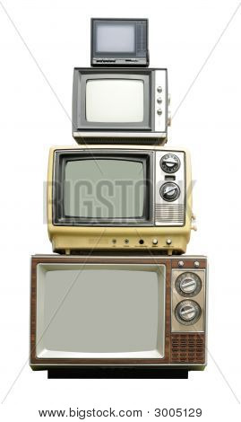 Tv Family - Vertical Stack